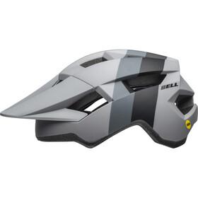 Bell Spark MIPS Helmet downdraft matte gray/orange